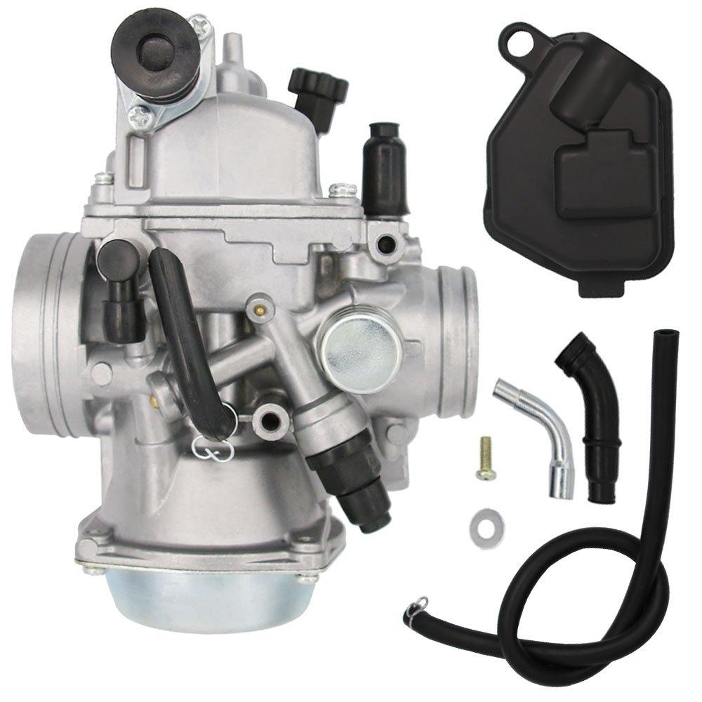 HIFROM Carburetor Carb Fuel Filter Line for KAWASAKI BAYOU 220 KLF220 KLF 220 1988-1998 ATV Quad