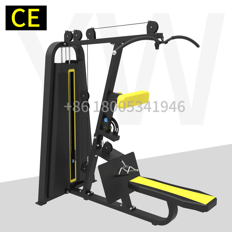high quality fitness equipment precor strength machine lat pulldownhigh quality fitness equipment precor strength machine lat pulldown, view lat pulldown, yongwang product details from shandong yongwang fitness equipment