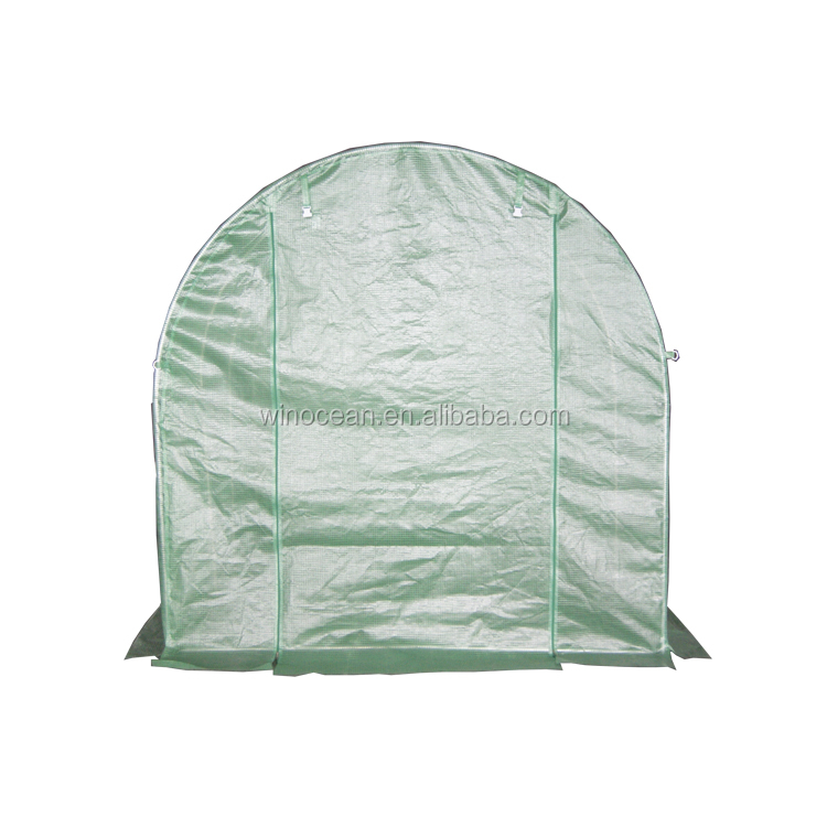 Mini Tunnel Hobby Greenhouse 118x118x79in