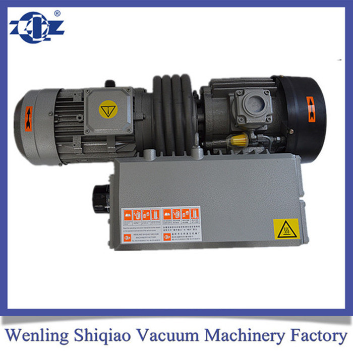 XD-100 high performance rotary vane electric Oil lubricant vacuum system