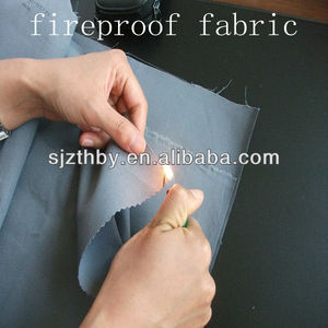 Safety Workwear Twill Fabric Fire Retardant Fabric for Protective Clothing
