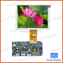 Dalian Gute Display <span class=keywords><strong>5</strong></span> <span class=keywords><strong>zoll</strong></span> Digital lcd modul 640x (RGB) x480 VIDEO, vga-eingang