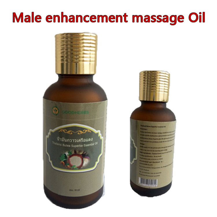 Pure Herbal Penis enlarge oils massage oil for men Increase the penis size