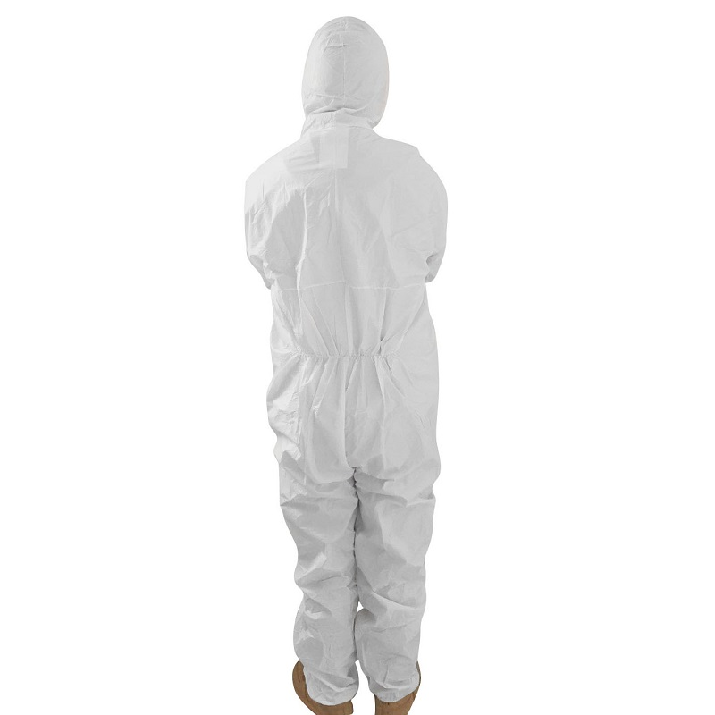 Waterproof Chemical Resistant Safety Protective Clothing Microporous Type 5&6 Disposable Coverall - KingCare | KingCare.net