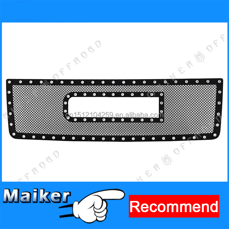 Offroad front grille for GMC Sierra 1500 07-13 accessories
