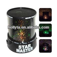 Baby toy Star Night Light Projector for nice dream