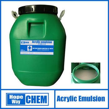 Acrylic Emulsion R-1000 Acrylic Polymer Emulsion Hopeway - Buy Acrylic  Polymer Emulsion,Acrylic Binder Polymer Emulsion,Acrylic Resin Emulsion  Product