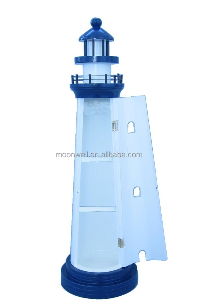 Nautical Wooden cabinet,lighthouse shape cabinet,cupboard,Handicrafts,Nautical furniture,Home decoration,decor,home furniture