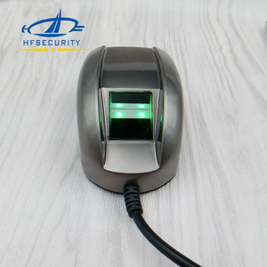 HF4000 Android Windows capacity biometric usb fingerprint reader with sdk