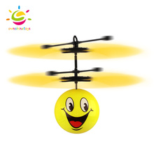 shenzhen Mini induction Infrared RC Flying Ball Helicopter ufo flying ball toys