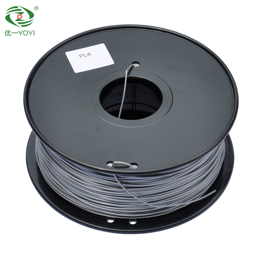 Cooperative 3d Printer Filament Pla Grey 1.75mm 1kg 200g 3d Printer Consumables Standard Print Co. Computers/tablets & Networking