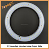 High lumens g10q Led circular tube dia11.8'' 12W 100-277VAC