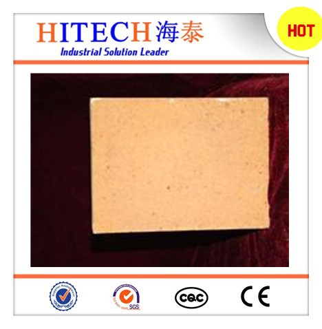 Good price Zibo Hitech MG-98 magnesia fire bricks for glass regenerative chamber