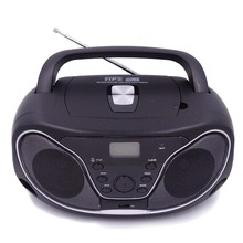MP3 <span class=keywords><strong>CD</strong></span> DAB USB BT SD <span class=keywords><strong>boombox</strong></span> עם שעון סט