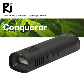 2018 superior quality vaporizer Conqueror dry herb vape with factory price