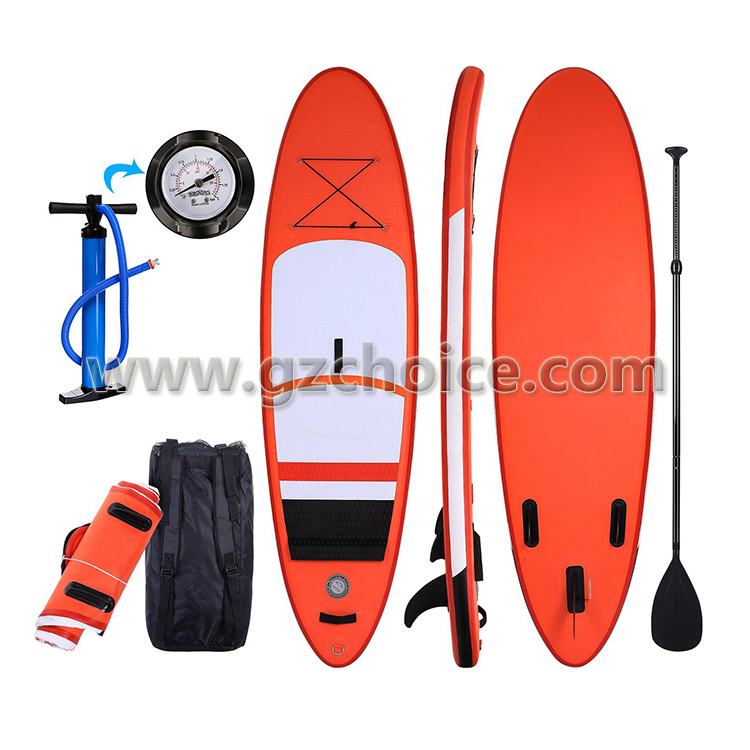 Inflatable SUP  Water Sport Standup Paddle Board Set Inflatable Surfboard