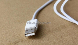 1m usb cable charger cables adapter cabo kable for Apple iPhone 4 4S 4G 3GS iPad 2 3 iPod nano touch Adapter free shipping