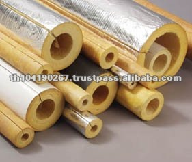 Fiberglass Pipe Insulation From Thailand - Buy Insulation,Yellow