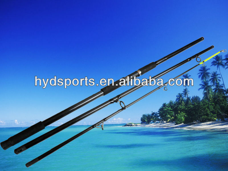 HYD-ROD-0322 High Quality fiber glass fishing boat rod