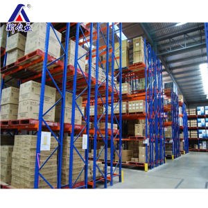 Heavy Duty Adjustable Double Deep Warehouse Rack