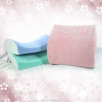 Memory foam waist cushion