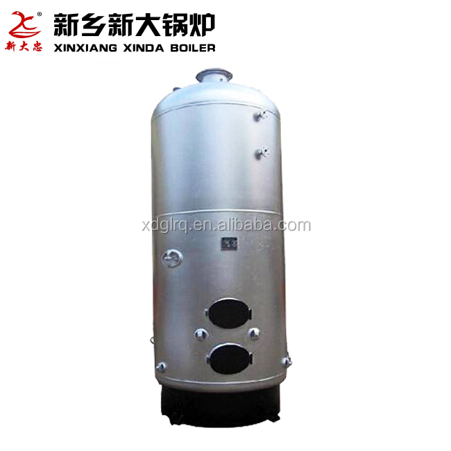 LHS ( G) 0.21 MW, 0.3 ton Vertical type <strong>Coal</strong> or Rice Husk wood fired Small Hot water Boiler for hot water