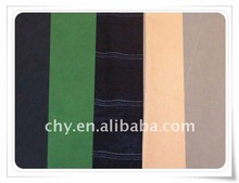 C/C fabric prepare for dyed rfd ready for dye semi gingham melton assorted colour air open end poly polyester polyethylene organ