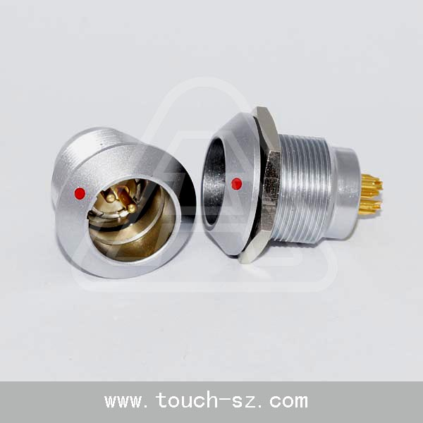 Multicore 2-26 pin ip 68 waterproof connector
