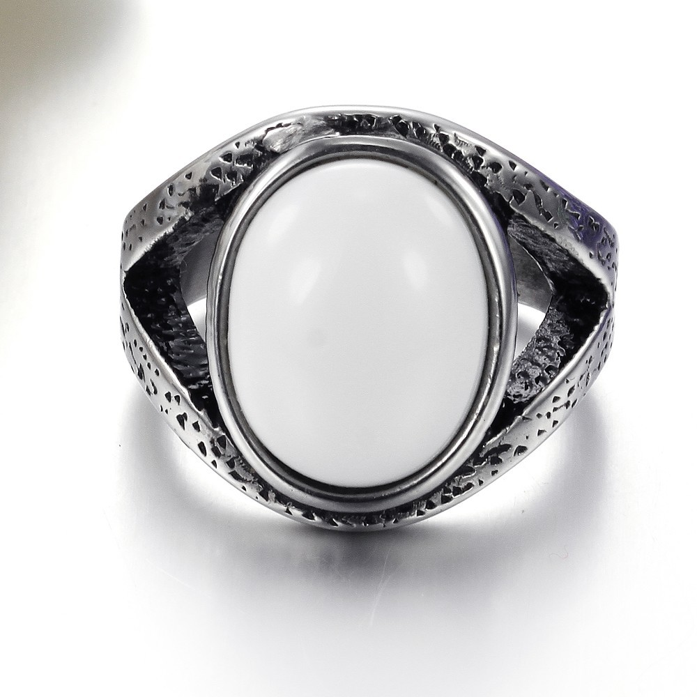 Jewelry Fashion Men\'s Big Stone finger Ring Designs gj337w, View ...