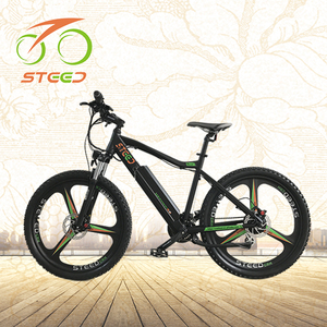 cheap adults used electric bicycles with mag wheels 26 inch