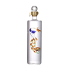 500ml Glass Wine Bottle with Colored Phoenix Inside