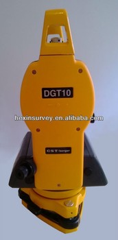 CST berger DGT10 Electronic Digital Theodolite with Illumination