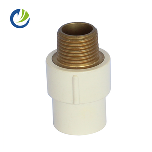 factory selling good quantity ASTM D2466 pvc upvc cpvc pipe fittings