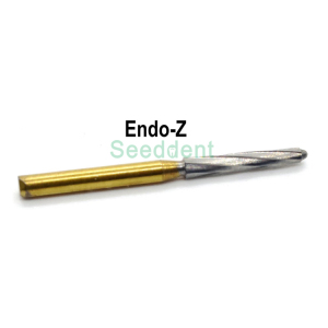 Dental Endo-Z Carbide burs FG / RA High Speed Carbide burs 21 / 23 / 25mm