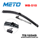 glass window brush windshield wiper blade for car