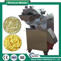 Automatic Vegetable Cuber Carrot And Fruit Dicing Machine