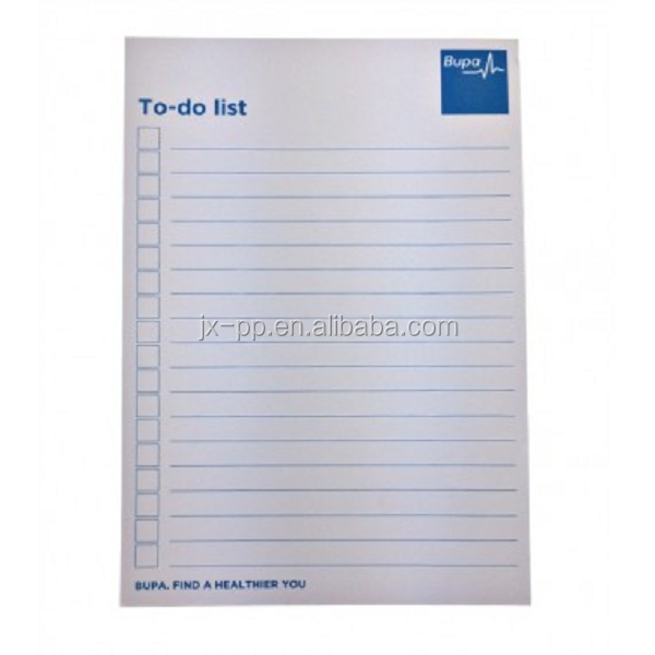 A6 Branded Notepads