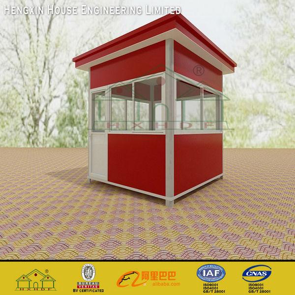 Prefab Guard House Design Buy Portable Guard HousePortable