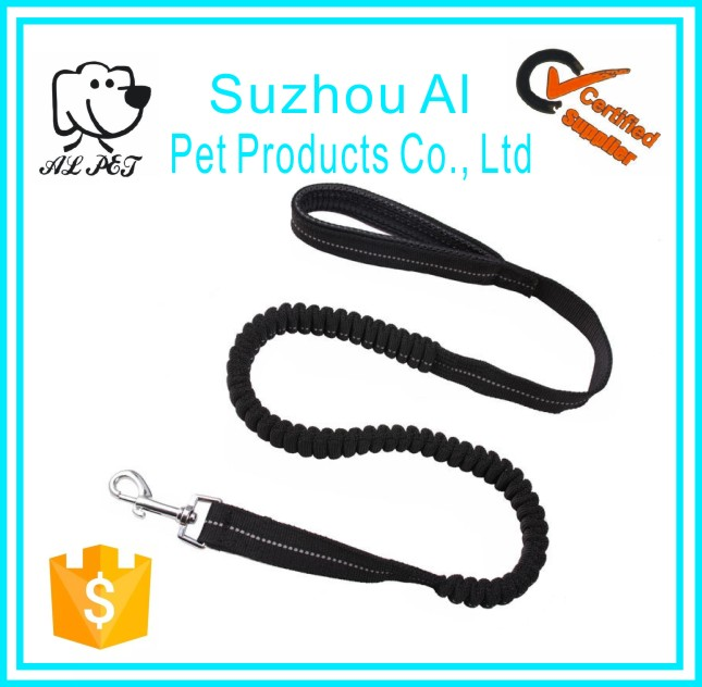 Pet Supply Fine Quality Black Retractable Dog Leash for Sale