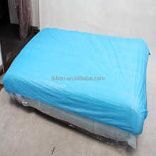 SMS/PP disposable Non-woven Fabric / Cloth for Nonwoven Bed Sheet Medical Use