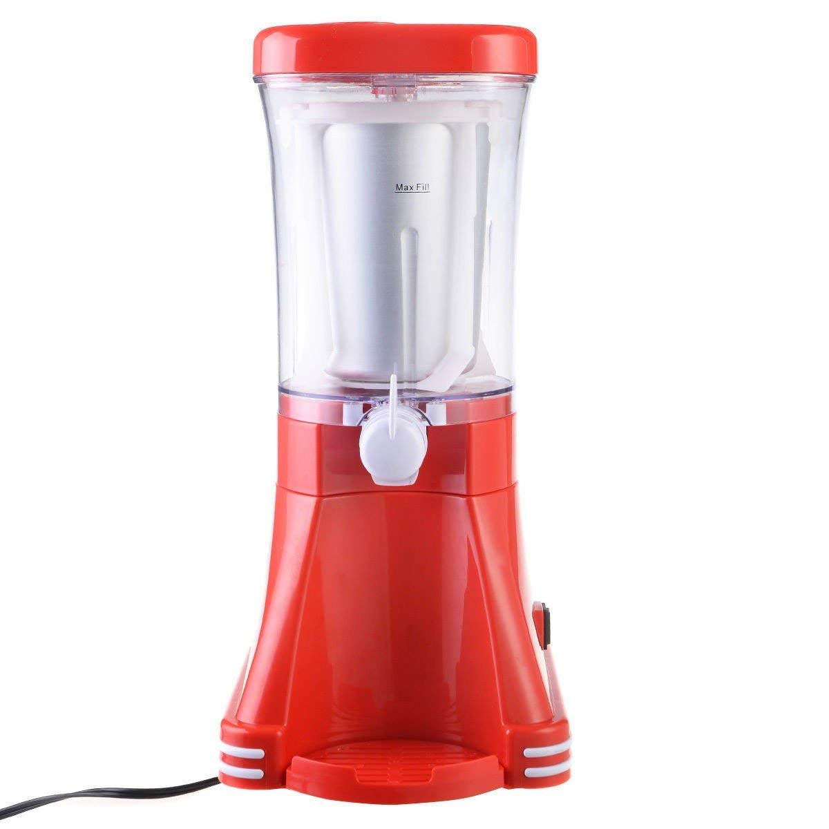 Slush Drink Maker Retro Machine Blender