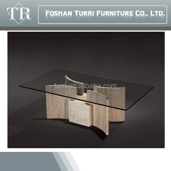 Marble Base Glass Top Coffee Table Part - 36: Glass And Marble Base Coffee Table, Glass And Marble Base Coffee Table  Suppliers And Manufacturers At Alibaba.com
