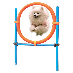 Speedypet Pet Training Jump Hurdle Bar Dog Agility Perfamence Training Equipment,Dog Agility Equipment