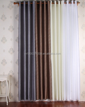 China Manufacturer Glass Window Curtain,Crest Home Design Curtains ...