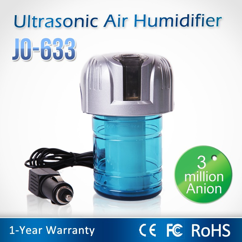 Practical Auto parts car air purifier humidifier to remove smoke and dust