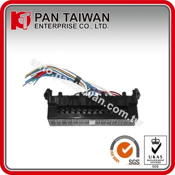 24310-02w02,24310-02w00 For N Issan Datsun 720,E23,F22 Fuse Box - Buy on