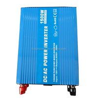 Home Application and Normal Specification 12v 1500W inverter home solar power system price