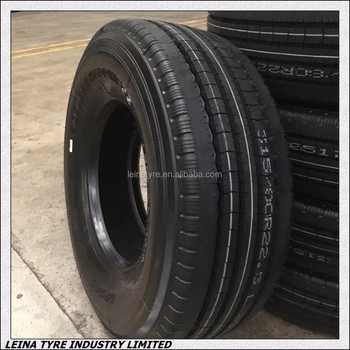 275/70r22.5 315/70r22.5 Tubeless Double Happiness Radial Truck ...