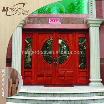 Hotel main entrance doors design solid wood buy hotel for Hotel entrance door designs