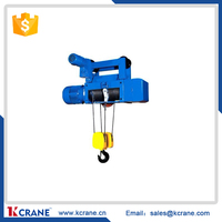 Motor Lifting Electric Traveling Wire Rope Hoist for Crane